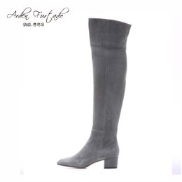 Discount Thigh High Boots Size 12 | 2017 Thigh High Boots Size 12 ...