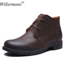 Discount Genuine Vintage Leather Work Boot | 2017 Genuine Vintage ...