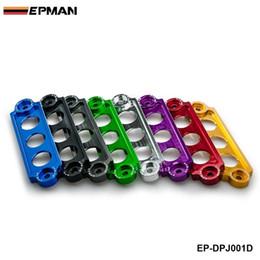 Bateria EPMAN RACING amarra para senha JDM para Honda Civic / CRX 88-00, Integra, S2000 EP-DPJ001D
