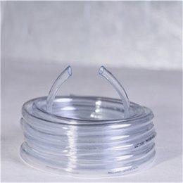 Wholesale Venta caliente Ninguna pipa transparente del tubo transparente del tubo del claro del pvc del olor flexible de las mangueras flexibles de China Supplier