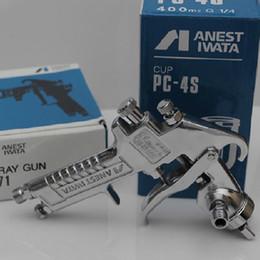 CALIENTE Imported japonés Iwata w-71 pistola de pintura pistola / muebles / madera automotriz pintura pistola H107