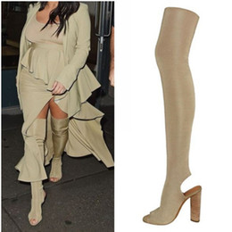 Discount Size 11 Thigh High Heel Boots | 2017 Size 11 Thigh High ...