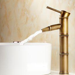 discount bathroom faucets bamboo style   bathroom faucets, Bathroom decor