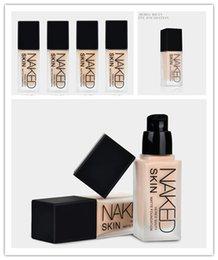Nova marca! Maquilhagem COR-DE-ROSA da fundação 4 da cara de HERES B2UTY colore 30ML Frete grátis de DHL + GIFT