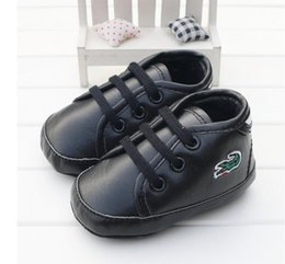 online shopping 2017 Hot sale Pu leather baby sneakers Fashion design baby sport shoes Newborn baby shoes