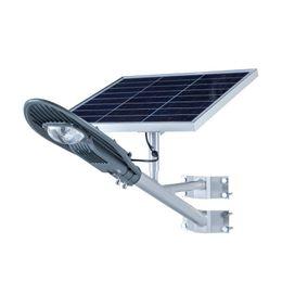 IP65 al aire libre integrado todo en uno Luz de calle llevada solar con la batería de litio y el panel solar 30W