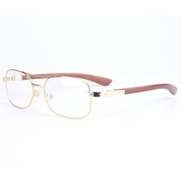 hot reading eyeglasses vintage prescription glasses clear lens frames eyeglasses men myopia opitical glasses with original box
