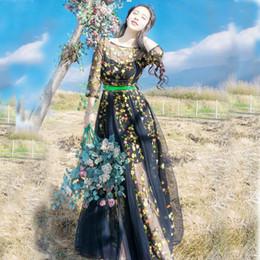 Cotton gauze maxi dresses