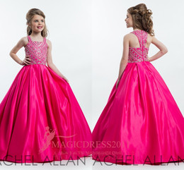Hot Pink Dresses For Kids Online | Formal Dresses For Kids Hot ...