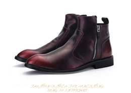 Discount Mens Dress Winter Boots | 2017 Mens Dress Winter Boots on ...