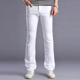 Discount White Denim Bootcut Jeans | 2017 White Denim Bootcut ...