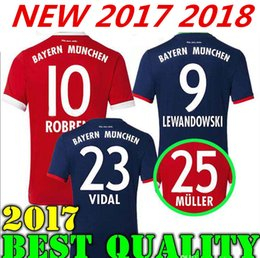 fc bayern kids shirt home longsleeve 1718 2017 2018 munich soccer jersey 17 18 lewandowski top