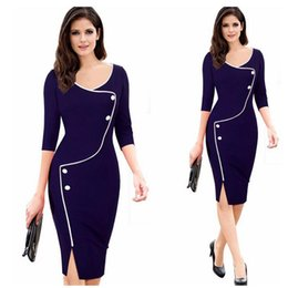 Discount Plus Size Womens Office Wear | 2017 Plus Size Womens ...
