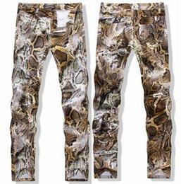Snakeskin Pants Men Online | Snakeskin Pants Men for Sale