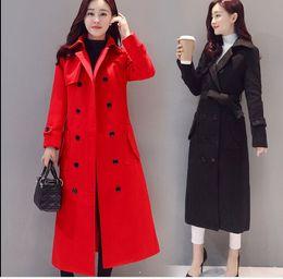 Discount Long Black Cashmere Coat Women | 2017 Long Black Cashmere