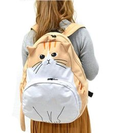 Cat Book Bag Online | Girls Book Bag Cat for Sale