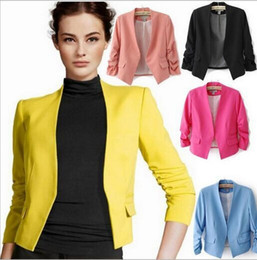 Discount Blazers Women Fashion Korea | 2017 Blazers Women Fashion ...
