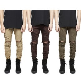 Discount New Khaki Designer Pants | 2017 New Khaki Designer Pants ...