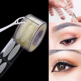 Wholesale Grossiste Nouveau paires de couleur de la peau paupières Tapes Oeil Double paupière technique Oeil maquillage autocollants pour Lady Beauty Tools