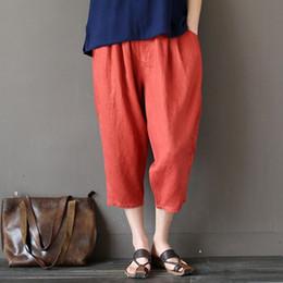 Orange Linen Trousers Women Online | Orange Linen Trousers Women ...