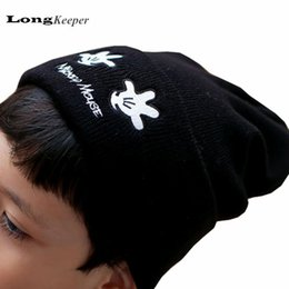 online shopping Cute Winter Hats for Kids Y Children Hat Fashion Boys Girls Knitted Beanies Cool Baby Caps Gorros Price A011
