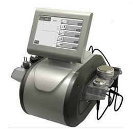 Бесплатная доставка горячей вакуум многофункциональный 5МГц биполярное Триод RF радиочастотная липосакция машина 40K ультразвуковой кавитации LLFA