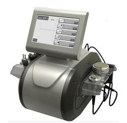 O vácuo quente do vácuo do vácuo multifuncional 5MHz triode a máquina de lipoaspiração da radiofrequência do RF 40K a cavitação ultra-sônica LLFA