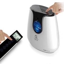 El nuevo sistema portable ajustable del oxígeno del hogar del concentrador del oxígeno del coche del envío 6L el 30% -90% libera el envío El generador portable LLFA del oxígeno de los ancianos