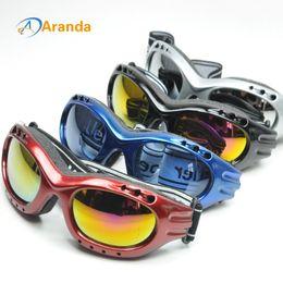 snowboard goggles sale 8l3j  2017 cool snowboard goggles Wholesale- snow ski goggles 4 colors sunglasses  windproof cool goggle antiparras