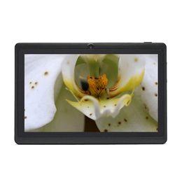 iRULU 7-дюймовый планшетный ПК RK3126 Quadcore 1080 * 800 IPS экран 1G / 16G двойной камеры Android4.4 1.5GHz Bluetooth таблетки