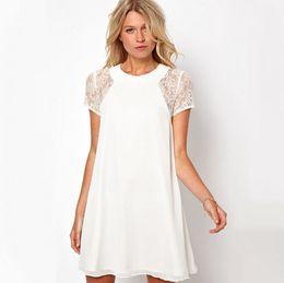 Discount Short Loose Summer Dresses - 2017 Loose Short Summer ...