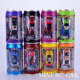2017 best remote control cars for kids wholesale hot sale coke can mini rc car