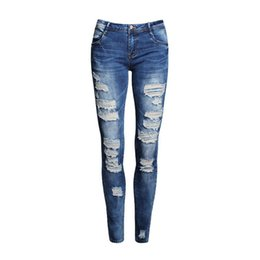 Discount Women Ripped Jeans Sale | 2017 Ripped Jeans Sale For ...