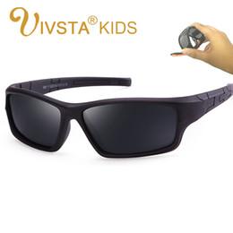 kids sports glasses qsb9  IVSTA 801 kids sunglasses polarized lenses kids sunglasses boys silicone  TR90 flexible frame kids sports sunglasses eyewear
