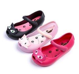 2017 zapatos de los niños jalea zapatos de los niños zapatos del estudiante modelos de gato de la ráfaga de los niños