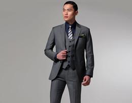 Discount Mens Grey Skinny Suit | 2017 Mens Grey Skinny Suit on ...