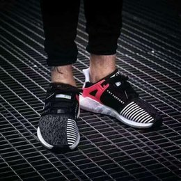 online shopping Men And Women EQT Support ADV Turbo Red Sneakers Boost