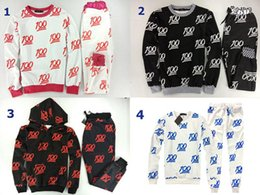 online shopping Women men Pullovers Sweatshirts Joggers Pieces Emoji Tracksuit Hoodies Emotion Printed D Clothes Pants White Black Fashion