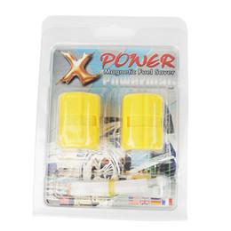 Магнитный вкладчик топлива автомобиля энергосбережения, XP-2, автомобиля вкладчика топлива, защита двигателя 2pcs / комплект