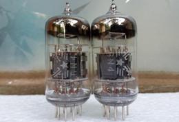 Special Wholesale Hot New Amplifiers Accessoires Beijing 6n4 Vacuum Tube J 10pcs / lots substitution ECC83 12AX7 paramètres de tube correspondant