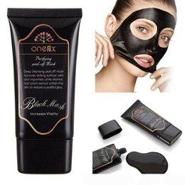 Новый ONE1X Очищающая очищающая маска для лица Blackhead Whitehead Remover Очищающая очищающая очищающая процедура для лица Очищающая пористая маска LLFA
