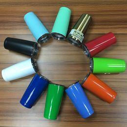 Multi-couleurs 30oz 20oz Tumbler tasses avec couvercle Tasse de voyage Keep Warm Cars Mugs Tasse de bière en acier inoxydable 600ml Drinkware en plein air