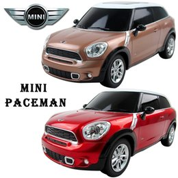wholesale official licensed 116 mini cooper s paceman rc radio remote control car kid child toy gift