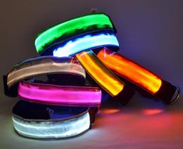 2017 small led lights for sale 2017 Hot sale LED Light Nylon Color Night  Adjustable Flashing