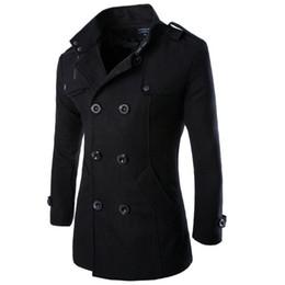 Discount Mens Wool Winter Coats Sale | 2017 Mens Wool Winter Coats
