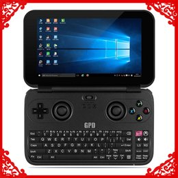 GPD Win 5,5 pouces GamePad Game Tablet PC Windows 10 Intel Cherry Trail Z8700 Quad Core 1.6GHz In-Cell IPS écran 4 Go RAM 64 Go ROM WiFi