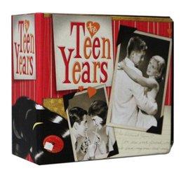 The Teen Years 10CD set Musique CD Boxset US version Nouveautés En stock DHL Expédition rapide