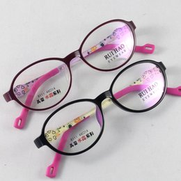 2017 kids eyewear frames children glasses girls eyeglasses boyers spectacles tr90 material durable cute plano demo lense optical vision care