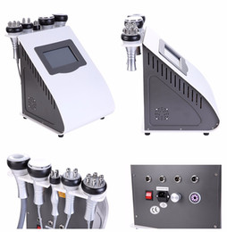 Factory supply 5 in 1 Vacuum Cavitation RF BIO Lipo Cavitation Machine for Face and Body BIO Lifting Face Beauty Machine