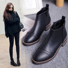Pointed Flat Boots For Women Online | Pointed Flat Boots For Women ...
